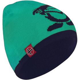 TROLLKIDS Troll Bonnet Enfant, mystic blue/peacock green